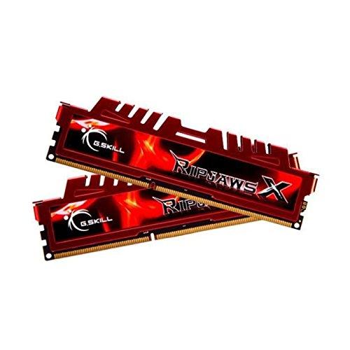 G.Skill Ripjaws X Series 8 GB (2x4 GB) DDR3-1333