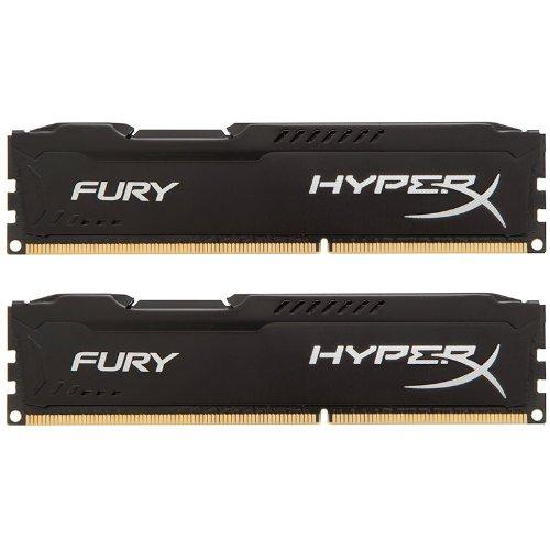 Kingston HyperX Fury Black Series 16 GB (2x8 GB) DDR3-1866