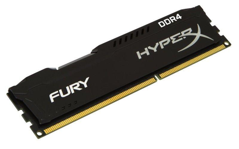 Kingston HyperX Fury Black Series 4 GB (1x4 GB) DDR4-2400