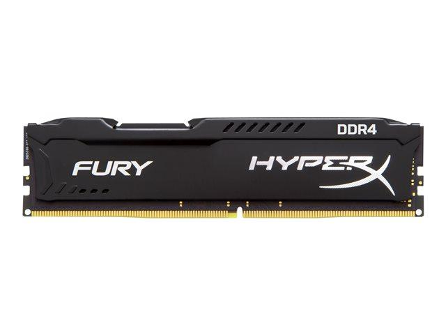 Kingston HyperX Fury Black Series 16 GB (2x8 GB) DDR4-2133