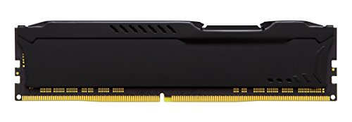 Kingston HyperX Fury Black Series 4 GB (1x4 GB) DDR4-2666