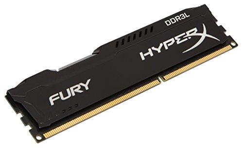 Kingston HyperX Fury Low Voltage Series 8 GB (1x8 GB) DDR3-1866