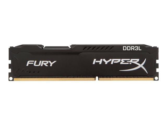 Kingston HyperX Fury Low Voltage Series 8 GB (2x4 GB) DDR3-1866