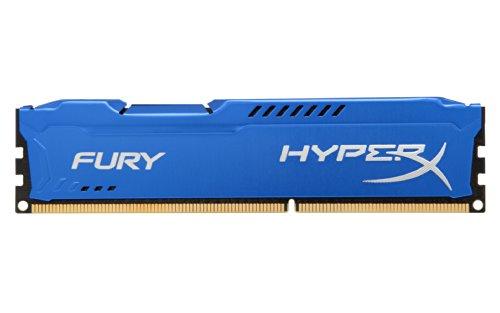 Kingston HyperX Fury Blue Series 8 GB (1x8 GB) DDR3-1600
