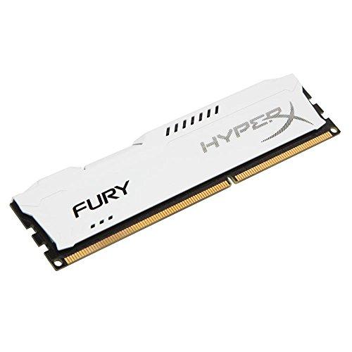 Kingston HyperX Fury White Series 4 GB (1x4 GB) DDR3-1333
