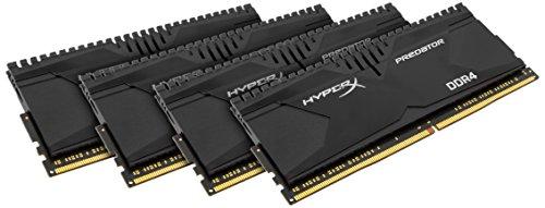 Kingston HyperX 32 GB (4x8 GB) DDR4-2666