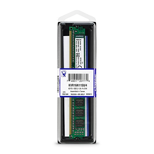 Kingston KVR16N11S8/4 4 GB (1x4 GB) DDR3-1600