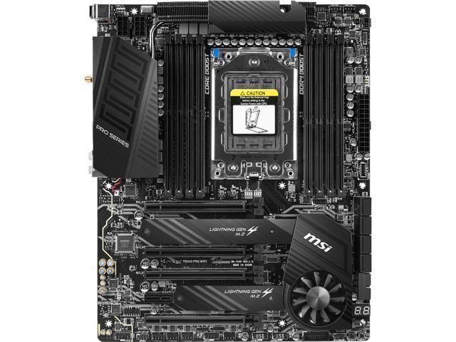 AMD TRX40 Pro Wifi ATX sTRX4