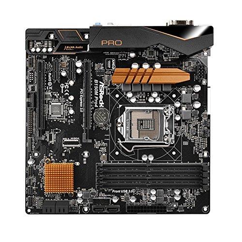 ASRock B150M Pro4 Micro ATX LGA 1151