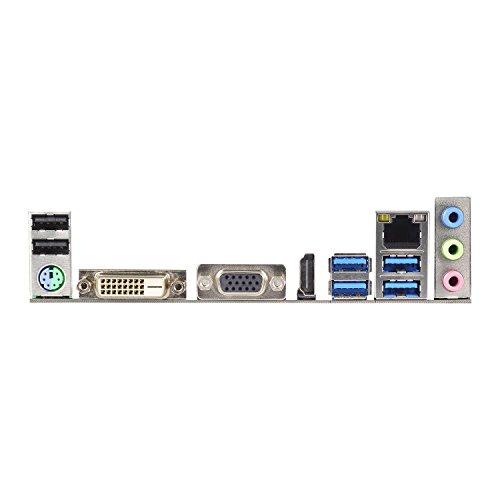 ASRock B250M-HDV Micro ATX LGA 1151