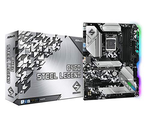ASRock B460 Steel Legend ATX LGA 1200