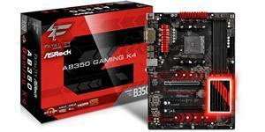 ASRock Fatal1ty AB350 Gaming Mini ITX AM4