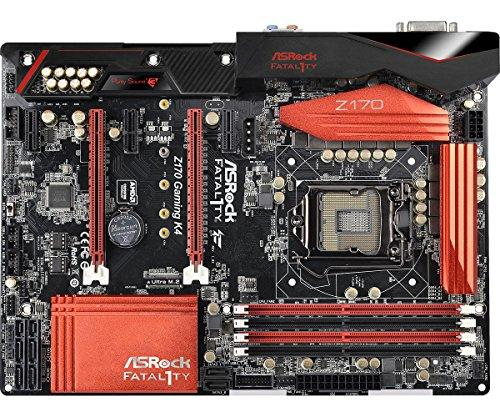 ASRock Fatal1ty Z170 Gaming K4 ATX LGA 1151