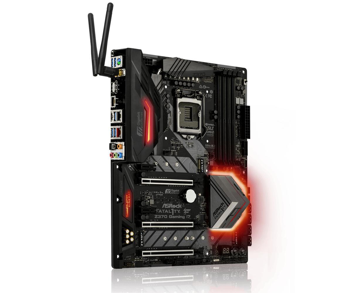 ASRock Fatal1ty Z370 Professional Gaming i7 ATX LGA 1151