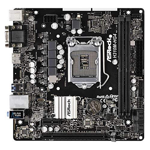 ASRock H310M-HG4 Micro ATX LGA 1151