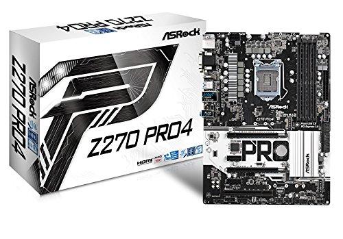 ASRock Z270 Pro4 ATX LGA 1151