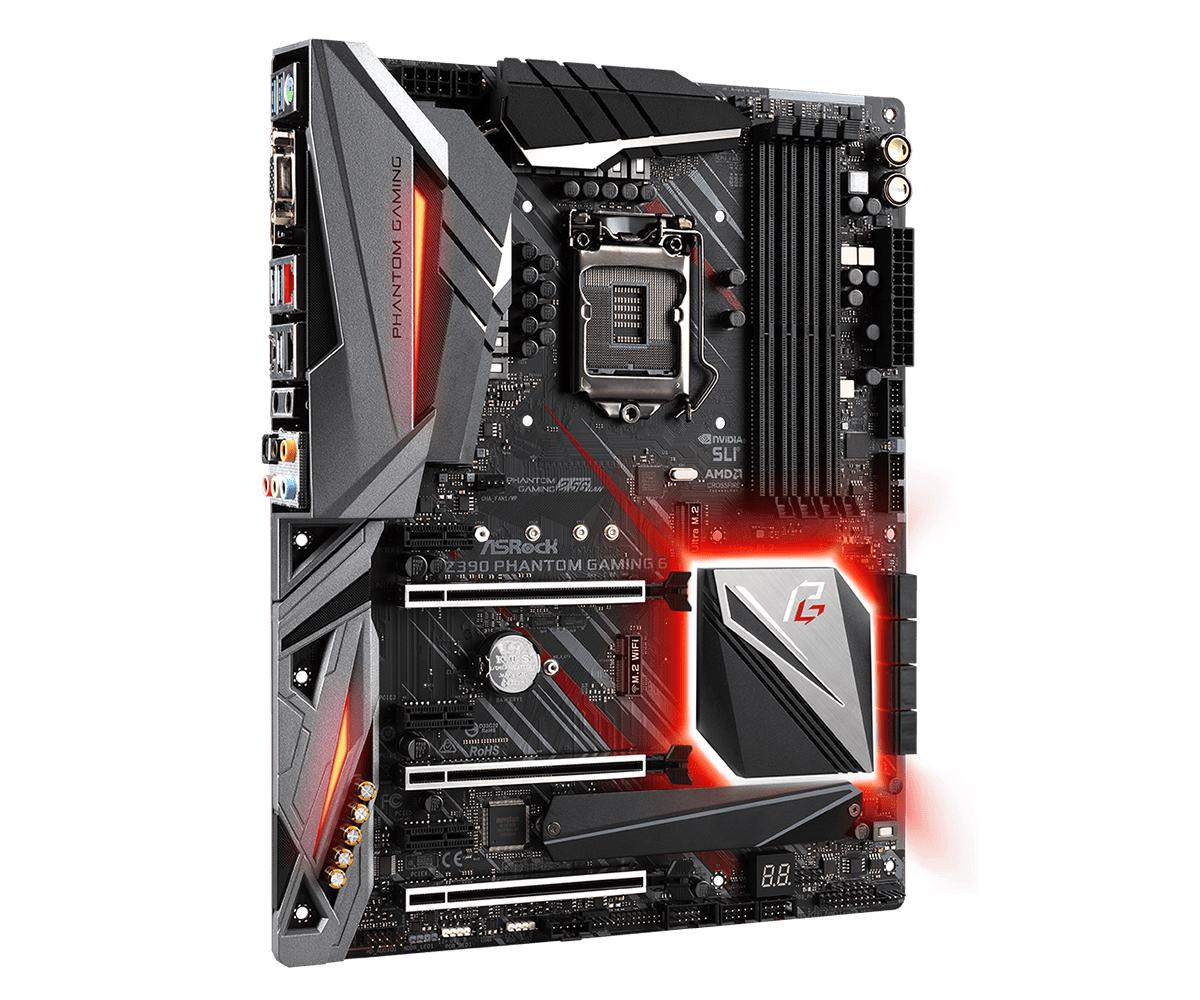 ASRock Z390 Phantom Gaming 6 ATX LGA 1151