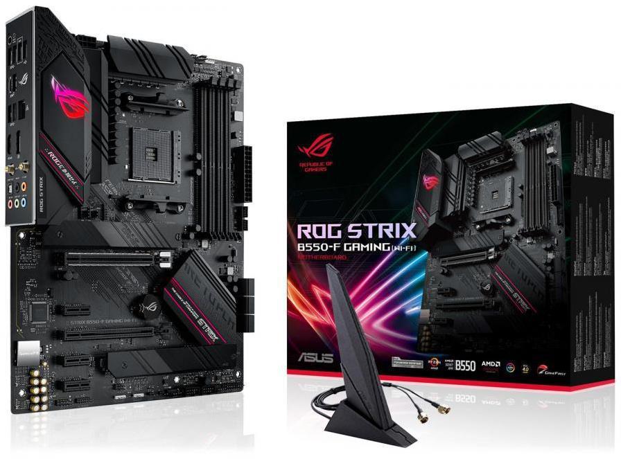 Asus ROG STRIX B550-F GAMING WI-FI ATX AM4
