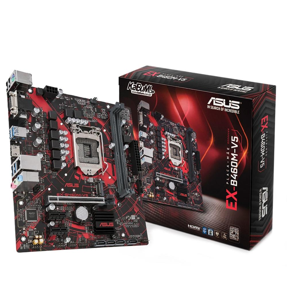 Asus EX-B460M-V5I Micro ATX LGA 1200