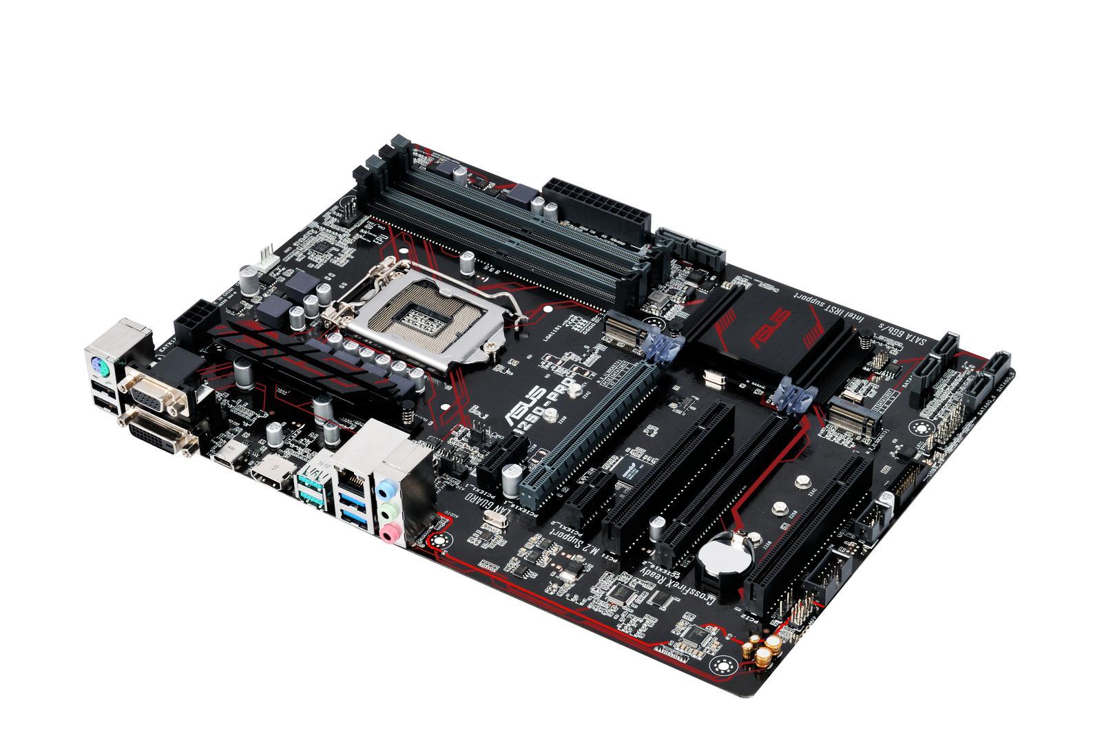 Asus PRIME B250-PRO ATX LGA 1151