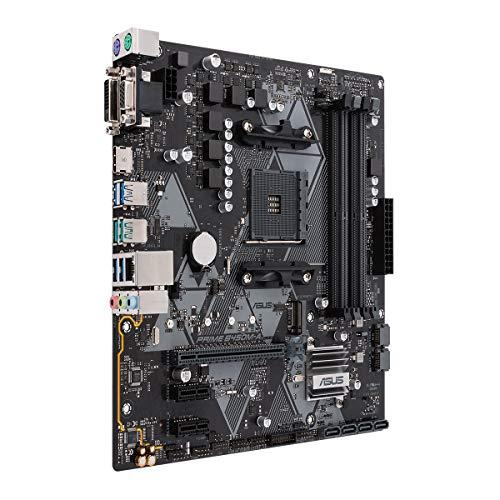 Asus PRIME B450M-A Micro ATX AM4