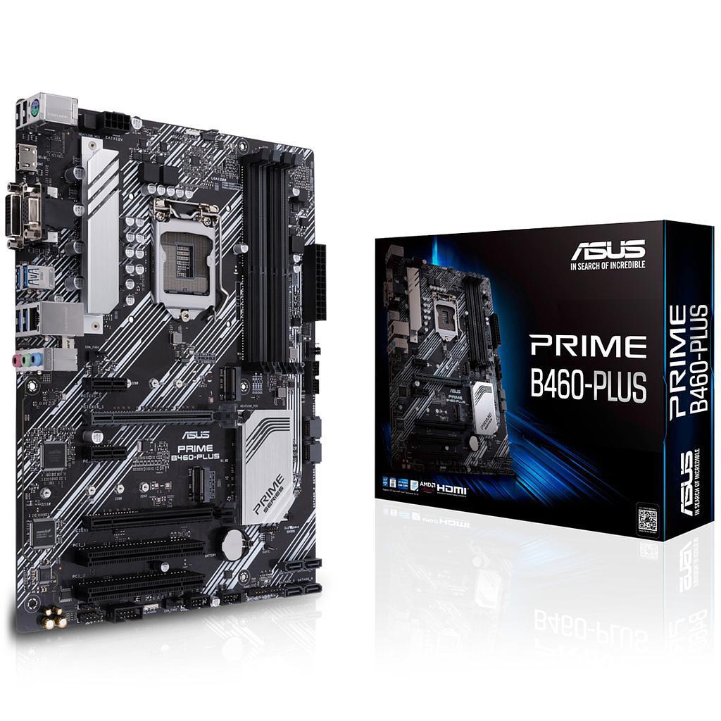 Asus PRIME B460-PLUS ATX LGA 1200