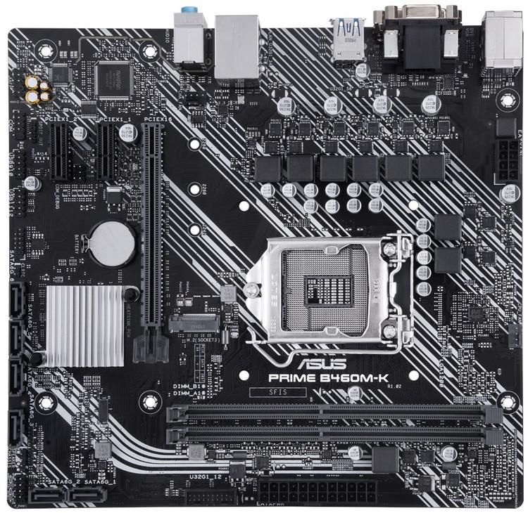 Asus PRIME B460M-K Micro ATX LGA 1200