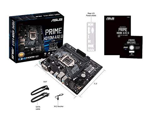 Asus PRIME H310M-A Micro ATX LGA 1151