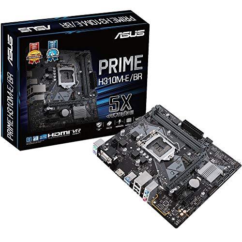 Asus PRIME H310M-E/BR Micro ATX LGA 1151