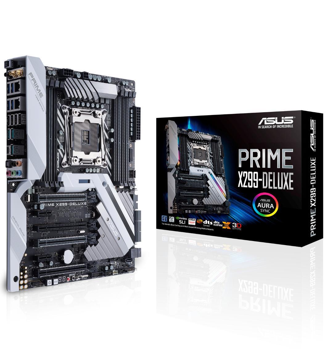 Asus PRIME X299-DELUXE ATX LGA 2066