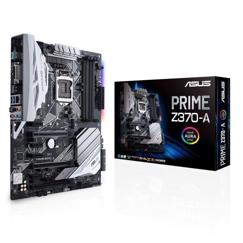 Asus PRIME Z370-A ATX LGA 1151