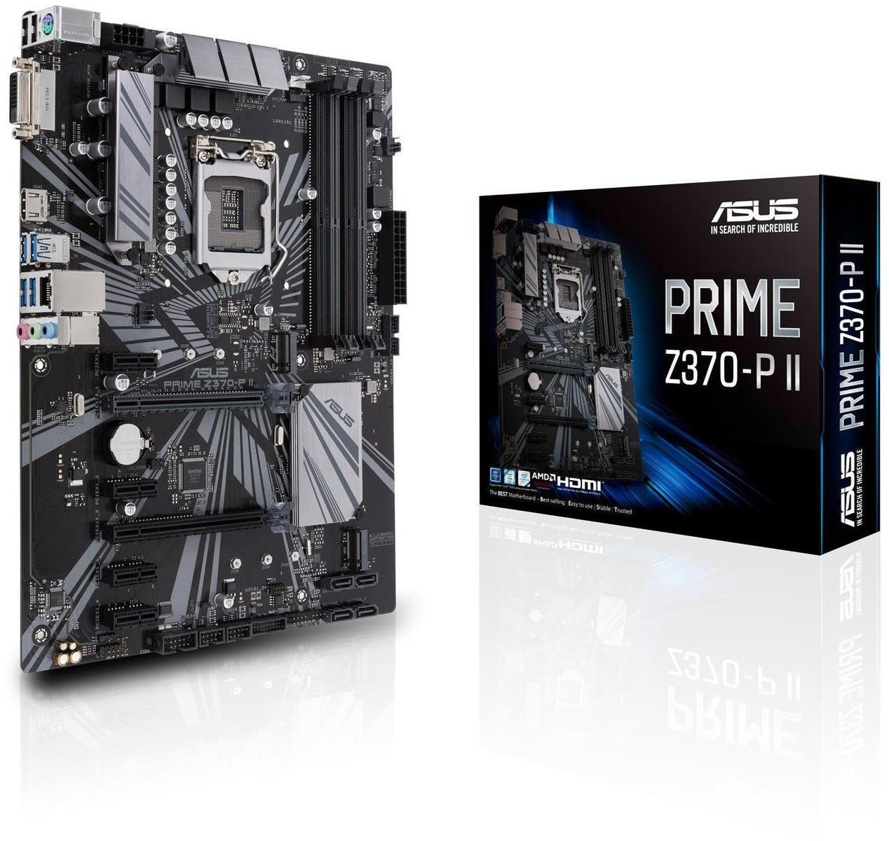 Asus PRIME Z370-P ATX LGA 1151