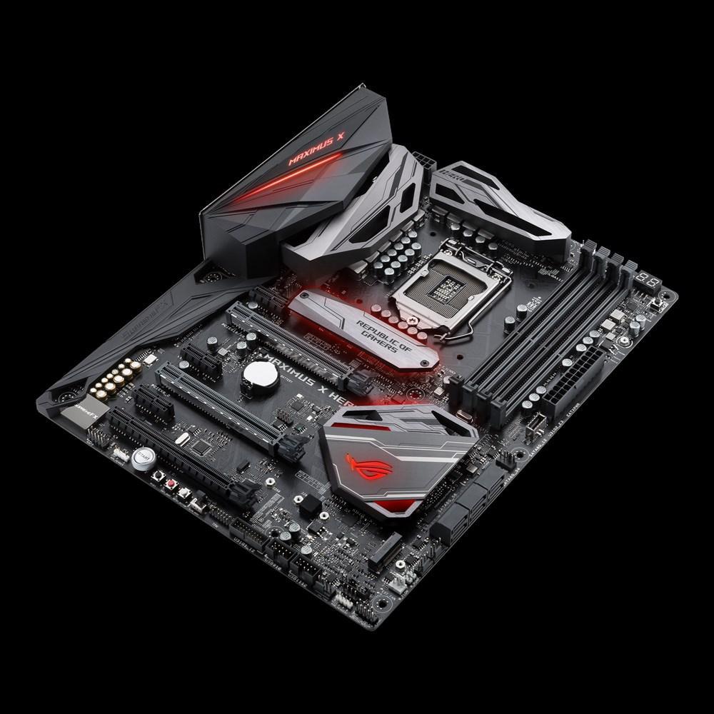 Asus ROG MAXIMUS X HERO ATX LGA 1151