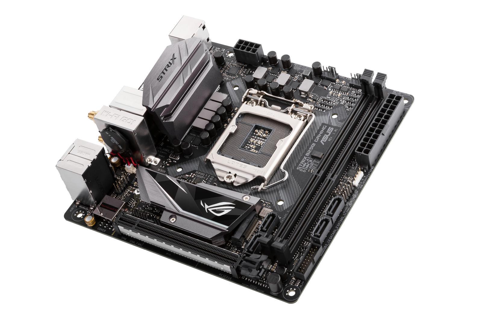 Asus ROG STRIX B250I GAMING Mini ITX LGA 1151