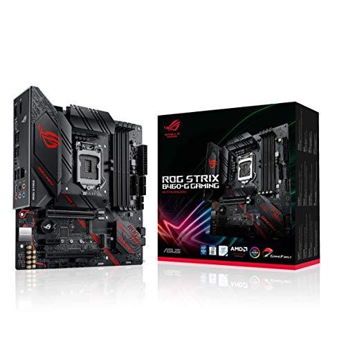 Asus ROG STRIX B460-G GAMING Micro ATX LGA 1200