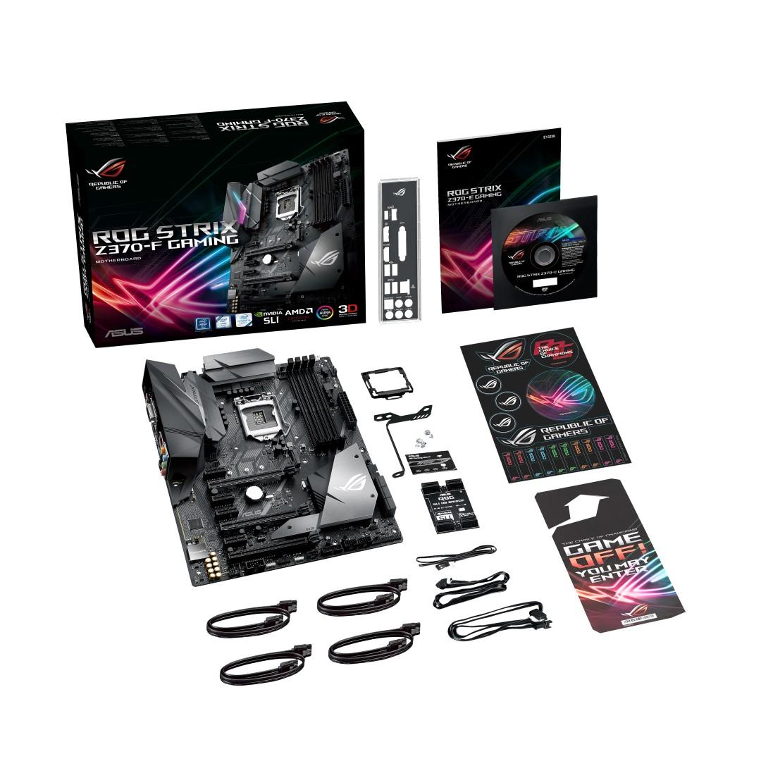 Asus ROG STRIX Z370-F GAMING ATX LGA 1151