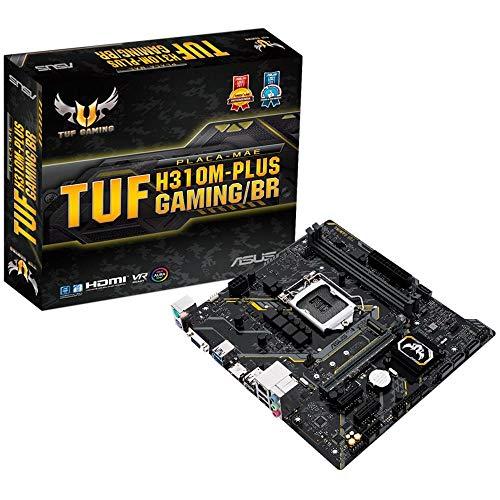 Asus TUF H310M-PLUS GAMING/BR Micro ATX LGA 1151