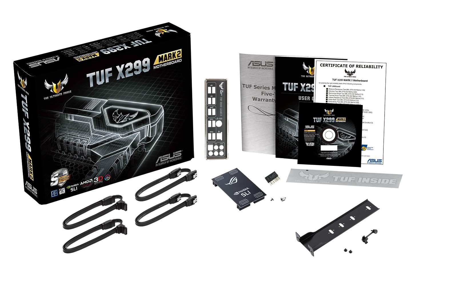 Asus TUF X299 MARK 2 ATX LGA 2066
