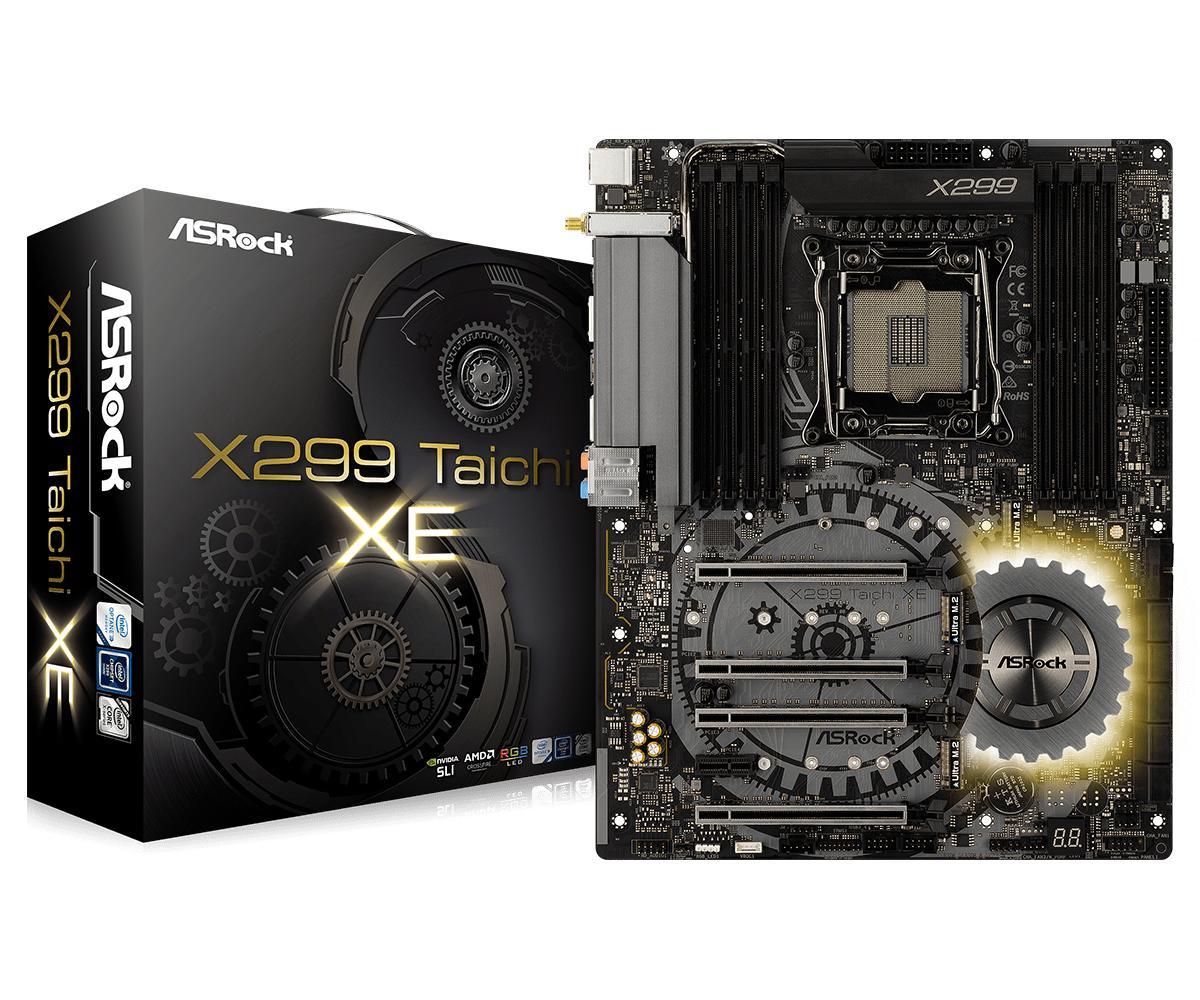 ASRock X299 Taichi ATX LGA 2066