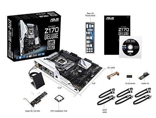 Asus Z170-DELUXE ATX LGA 1151