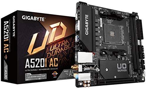 Gigabyte A520I AC Mini ITX AM4
