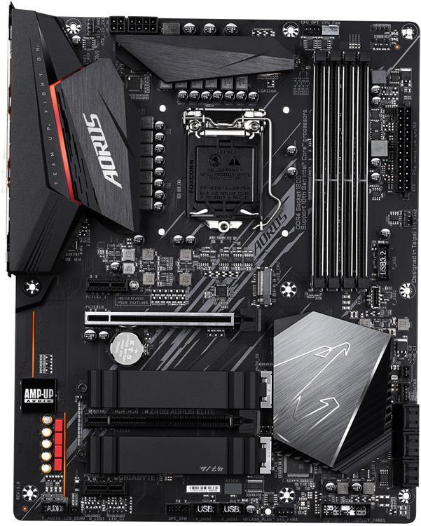 Gigabyte Z490 AORUS ELITE ATX LGA 1200