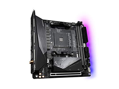 Gigabyte B550 AORUS PRO AX Mini ITX AM4