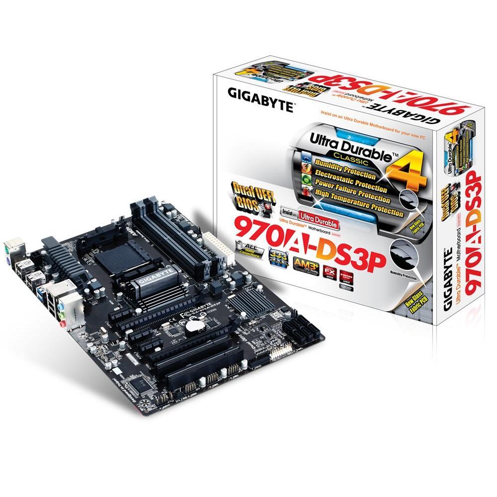 Gigabyte GA-970A-DS3P ATX AM3+
