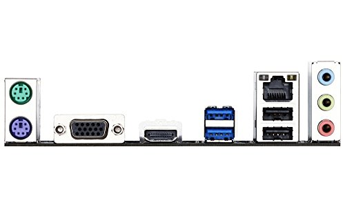 Gigabyte GA-H110M-Gaming 3 Micro ATX LGA 1151