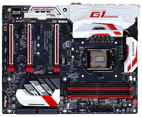 Gigabyte GA-Z170X-Gaming 7 (rev. 1.0) ATX LGA 1151