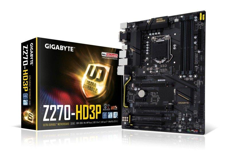 Gigabyte GA-Z270-HD3P ATX LGA 1151