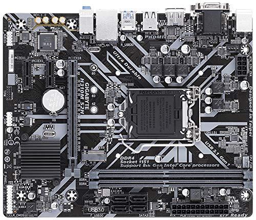 Gigabyte H310M S2H Micro ATX LGA 1151