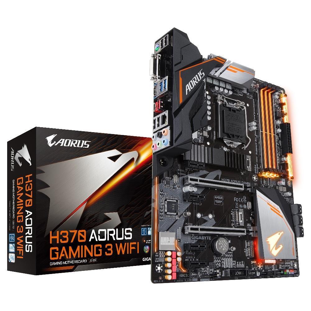 Gigabyte H370 AORUS GAMING 3 WIFI ATX LGA 1151