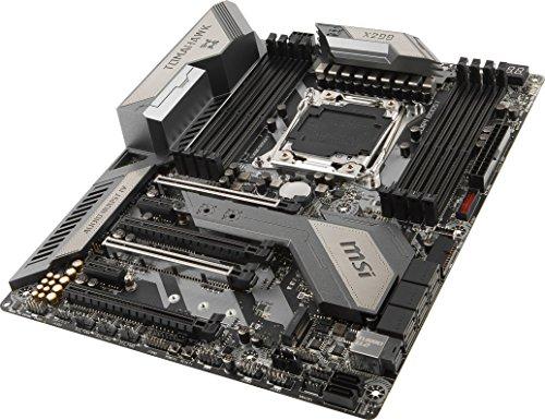MSI X299 TOMAHAWK ATX LGA 2066